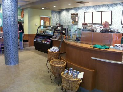 Starbucks Tenant Improvements